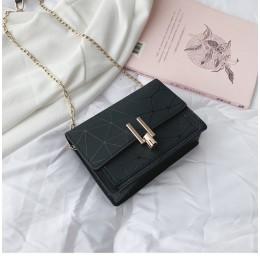 Moda kobiety PU skórzana torebka na ramię pani torba crossbody Tote tornister w stylu listonoszki torebka