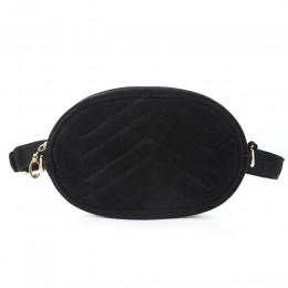 2019 nowe torby dla kobiet paczka talii torba kobiety okrągły saszetka na pasek luksusowej marki skórzana torebka w klatce piers