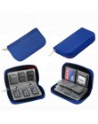 Nowe pamięci pudełko na karty portfel Case Bag Holder SD Micro Mini 22 gniazda dla aparat telefon
