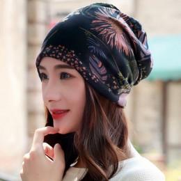 2019 marka kobiety czapki czapki wiosna zima bawełniany kapelusz modna czapka czapka beanie w stylu hip-hop szalik Chapeu Femini