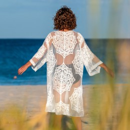 CUPSHE czarny słonecznik szydełka osłona do Bikini Up Sexy strój kąpielowy strój plażowy kobiety 2020 letni strój kąpielowy kost
