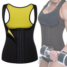S-3XL gorset waist trainer kobiety urządzenie do modelowania sylwetki Firm Plus rozmiar Shapewear dwuwarstwowe urządzenie do mod