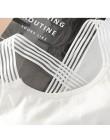 Damski krótki top seksowny biustonosz wygodny bez stalowego pierścionka biustonosz sportowy zakrętka tubki 5 kolor specjalny ram