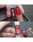 Mezerdoo koronki kwiat wzór paznokci tłoczenia płyty liście obraz tłoczenia drukowanie szablony Nail Art DIY Manicure znaczek na