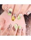 BeautyBigBang kwiat liść obraz szablon tłoczenia paznokci szablon DIY Nail Art szablony ze stali nierdzewnej narzędzie