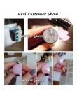 New1pc 3.2cm profesjonalne Marshmallow Big Jumbo Nail Art Stamper silikonowe napełniania Nail Stamp stemplowanie narzędzia (może