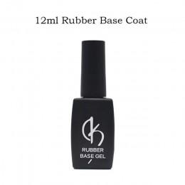 Nowe grube gumowa podstawa 12ml do paznokci płaszcz i warstwa wierzchnia nago naturalny lakier do paznokci primer do paznokci So