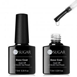 UR SUGAR 7.5ml płaszcz podstawowy nie należy przecierać górnej warstwy lakier do paznokci żel kolorowy matowy UV warstwa wierzch