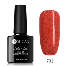 UR SUGAR Rose brokatowy lakier żelowy żel UV czarne białe do zdobienia paznokci lakier żelowy lakier typu Soak Off płaszcz podst