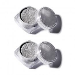 ROSALIND paznokcie sztuka brokat proszek pigmentowy żel polski lustro Manicure błyszczy do paznokci ozdoby UV chrom holograficzn