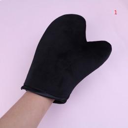 Rękawice do czyszczenia ciała Self Tanner wielokrotnego użytku Body Self Tan aplikator rękawice do opalania krem balsam mus