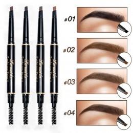 2020 nowy marka barwnik do brwi kosmetyki naturalny długotrwały malowany tatuaż brwi wodoodporny czarny brązowy ołówek do brwi m