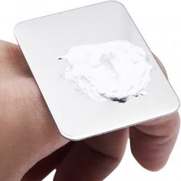 1pc makijaż krem fundacja mieszanie paleta Salon Manicure palec pierścień paleta kolorów kosmetyczne narzędzie do makijażu płyta