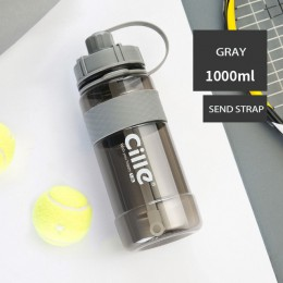 1L 2L 3L o dużej pojemności sportowe butelki na wodę przenośne plastikowe Outdoor Camping piknik rowerowe kolarstwo wspinaczka b