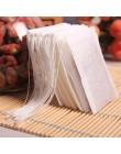 200 sztuk/partia torebki 5.5X7 CM puste pachnące torebki herbaty z String Heal Seal bibuła filtracyjna dla Herb Loose Tea