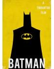 Marvel Minimal superbohaterowie Vintage plakaty do wystroju domu papier pakowy wysokiej jakości plakat na ścianę