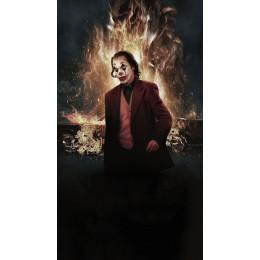 Joker obraz ścienny na płótnie odbitki ścienne zdjęcia Chaplin film 2019 Joker Joaquin do wystroju domu