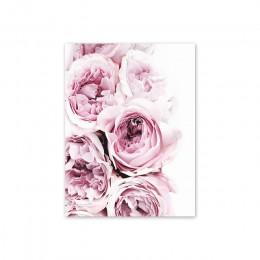 Styl skandynawski plakaty i druki ściana kwiatów zdjęcia do salonu pióro ozdobny obraz na płótnie drukuje Home Decor