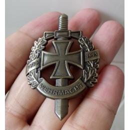 WW2 armia niemiecka wojskowy wehrmachtu WH przypinka