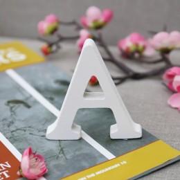 Białe drewniane litery wolnostojący serce 3D DIY spersonalizowana nazwa projekt drewno list na ślub dekoracje na przyjęcie urodz