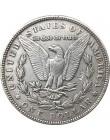 Hobo Nickel 1921-D amerykański morgan dolar moneta typ 119