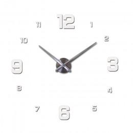 Oferta specjalna akrylowa ściana lustrzana zegar europa zegarek kwarcowy martwa natura zegary salon zegary dekoracja do domu nak