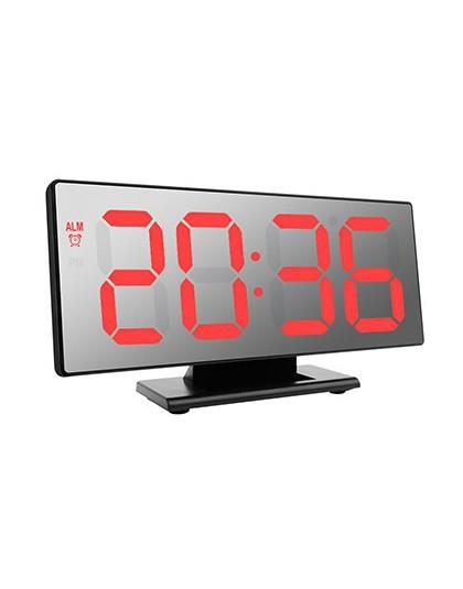 LED pulpit budziki elektroniczny zegarek temperatura stołu wyświetlacz wielofunkcyjny drzemki nocne duży numer alarm z wyświetla