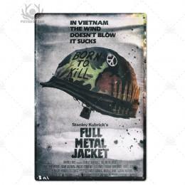 Klasyczny film metalowy znak metalowy plakat znak blaszany tablica metalowa klasyczna ściana wystrój dla Bar Pub Club Man jaskin