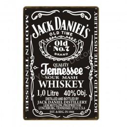 Zachowaj spokój pić piwo wino metalowy plakat whisky tablica vintage znak puszka dekoracje ścienne dla Bar Pub człowiek jaskinia