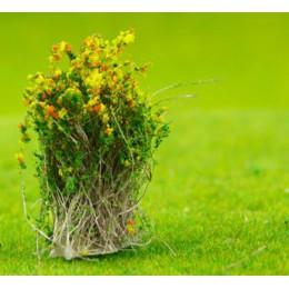 Sztuczny krzew kwiat miniaturowy bajkowy ogród dom domy dekoracja Mini Craft mikro dekoracje krajobrazu akcesoria DIY