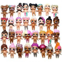 L. O. L. Niespodzianka! Oryginalne lol lalki zabawki Surpris lalka generacji DIY instrukcja pudełko z niespodzianką moda lalka m