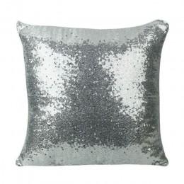 Brokat cekiny poduszki dekoracyjne Bling rzuć poszewka na poduszkę siedzenia Cafe Home Decor Sofa salon poszewka 40x40 cm