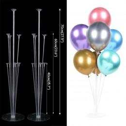 Balony do dekoracji ślubnych balon stojak uchwyt kolumna kij balon dla dorosłych dekoracje na imprezę urodzinową balony dla dzie