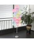 Dekoracje imprezowe stojak uchwyt na balony zawieszka do girlandy balonowej długa wąska oryginalna modna
