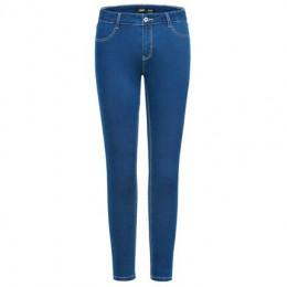 SEMIR nowe, dżinsowe dla kobiet 2019 w stylu Vintage styl slim ołówek Jean dżins wysokiej jakości spodnie jeansowe dla 4 sezon s
